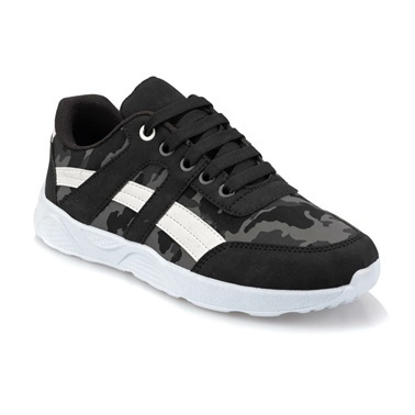 Polaris Yürüyüş Ayakkabısı Siyah